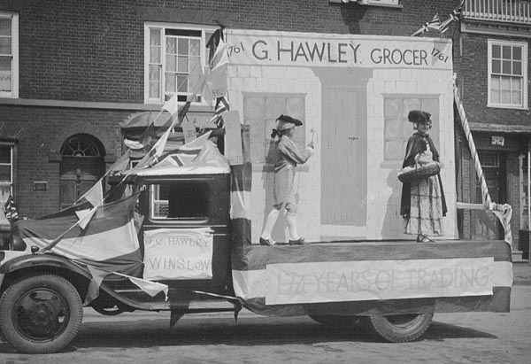 Hawleys float, 174 years of trading