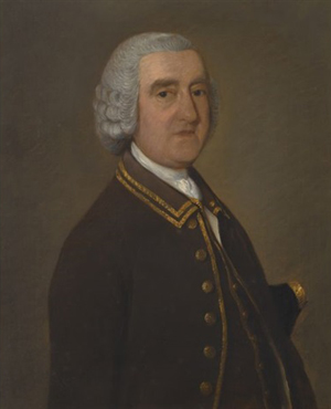 Richard Lowndes by Thomas Gainsborough