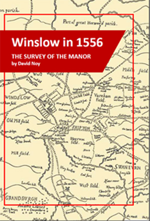 Winslow in 1556 book cover