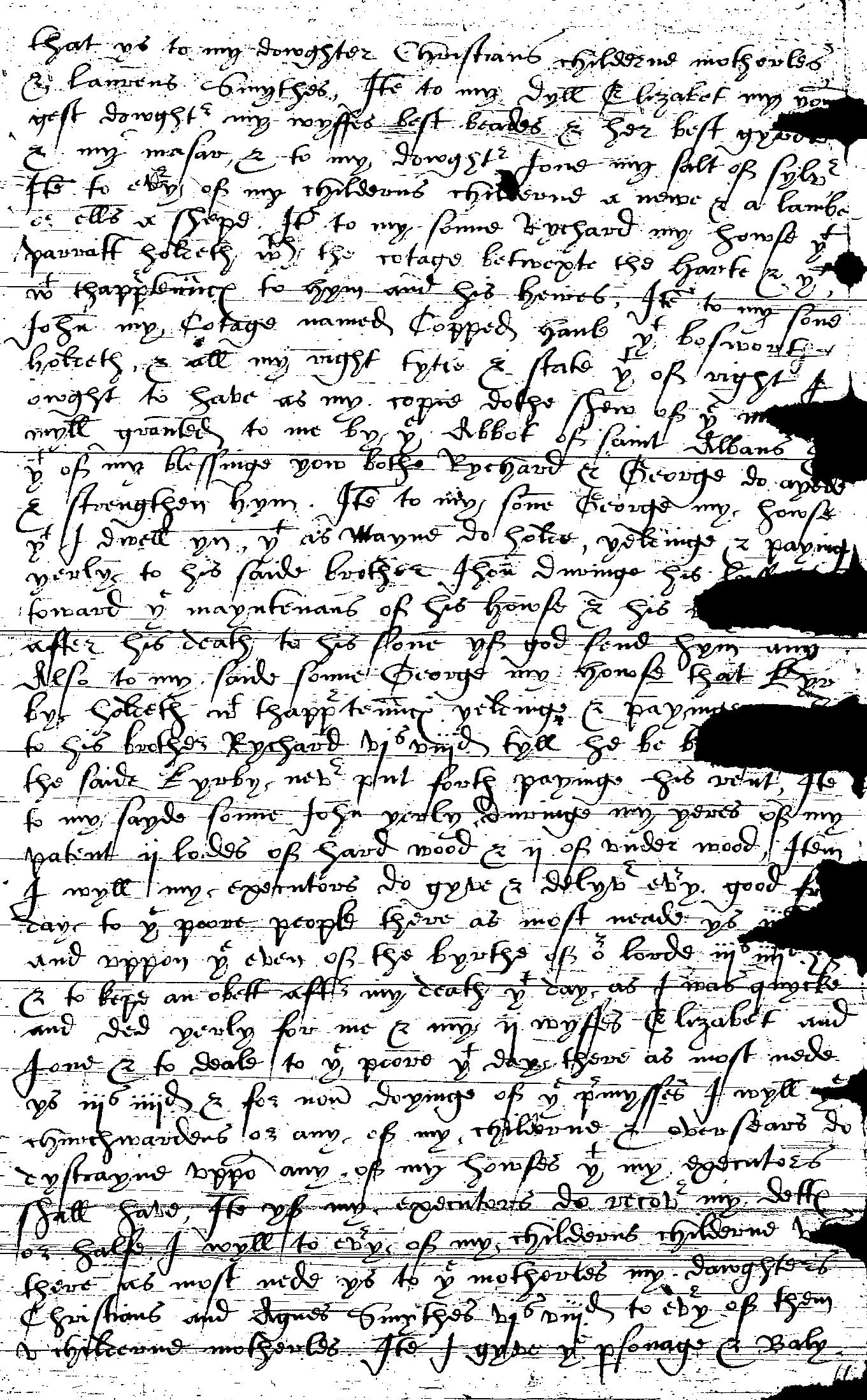 will of John Boston p2
