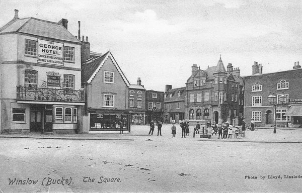 The Market Square c.1905