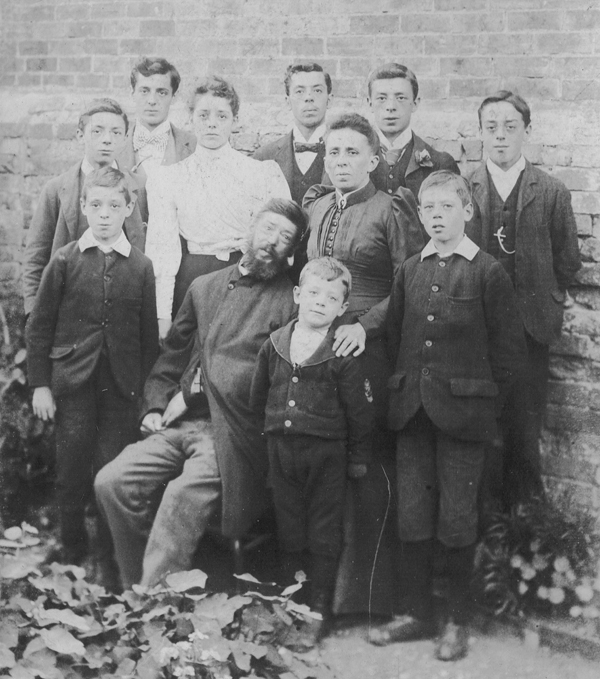 Midgley family c.1893