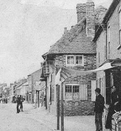 Winslow History | Workhouse / Hospital
