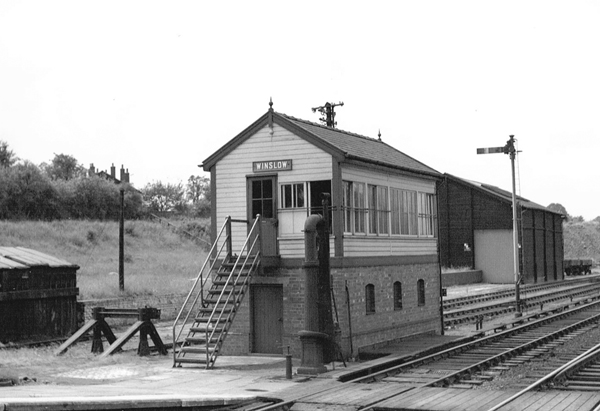 Winslow signal box